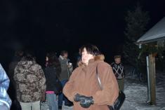 Rozsvícení vánočního stromu 12.12.2012