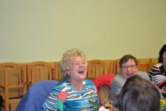 Setkání důchodců 6.3.2013