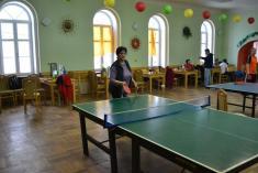 Turnaj stolní tenis 31.3.2013