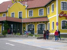 Zájezd Sárvár 24.-26.5.2013