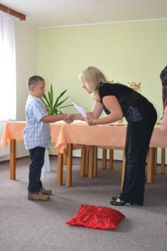 Pasování předškoláků 26.6.2013