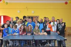 Turnaj stolní tenis 20.4.2014