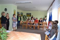 Pasování předškoláků 26.6.2014