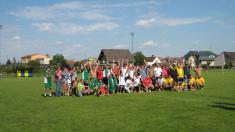 Mezinárodní turnaj obcí Vysoká 9.8.2014