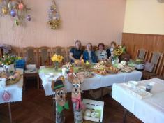 Velikonoční stůl v Polsku 7.4.2019
