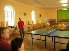 Turnaj stolní tenis 8.4.2012
